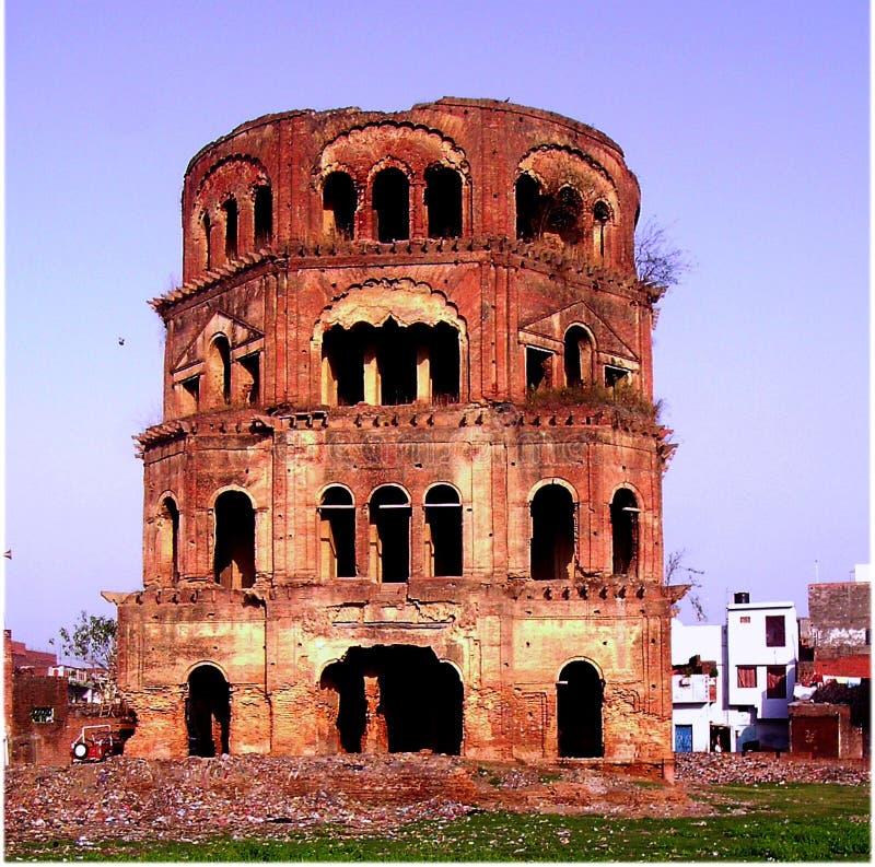 Rovine di Satkhanda fotografie stock libere da diritti
