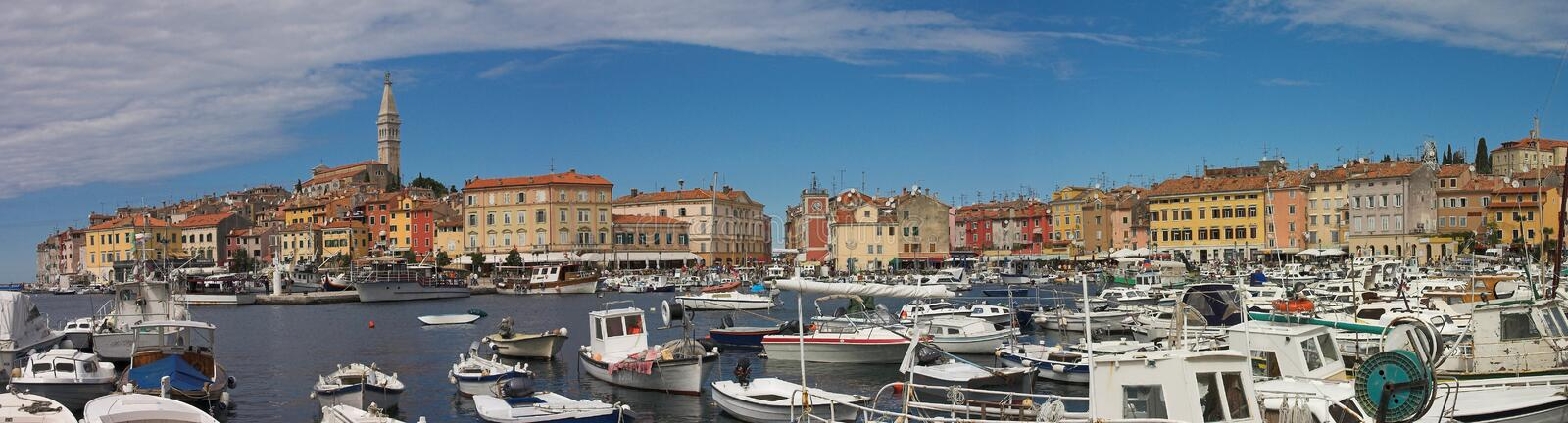 Download Rovinj stock photo. Image of scenics, nautical, houses - 3319170