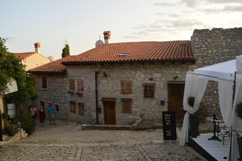 Rovinj, Croatia fotografía de archivo libre de regalías