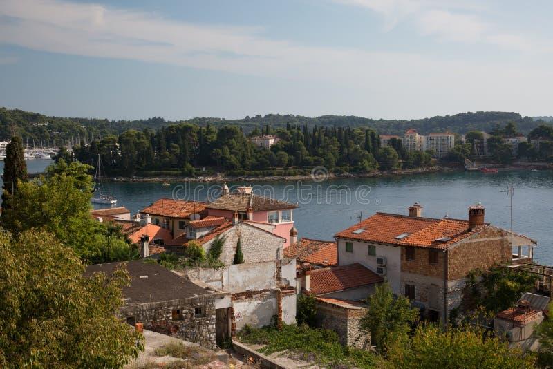 Rovinj, Croatia imagen de archivo libre de regalías