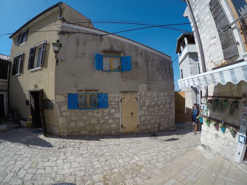 Rovinj, Croatia royalty free stock image