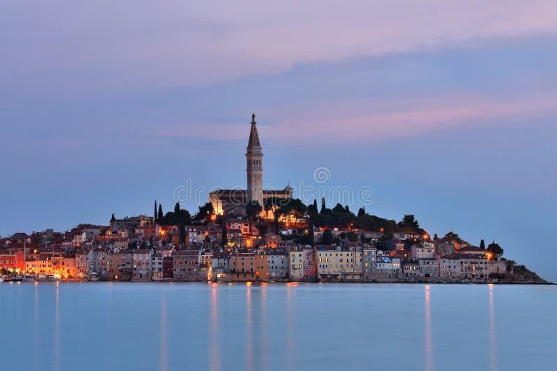 Rovinj - Istrian Peninsula - Croatia stock photography