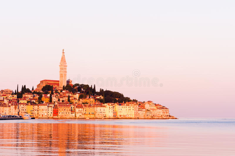 Download Rovinj, Old Costal Town Of Croatia Stock Image - Image: 17798331