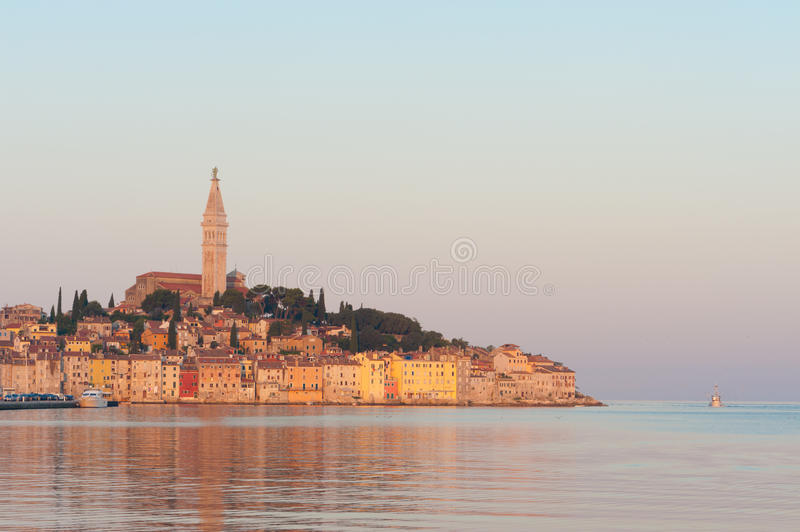 Download Rovinj Old Town, Adriatic Coast Stock Image - Image: 15399617