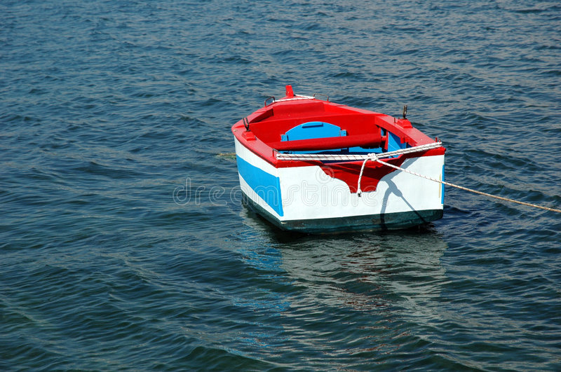 Download Row boat stock photo. Image of blue, river, boat, small - 464454