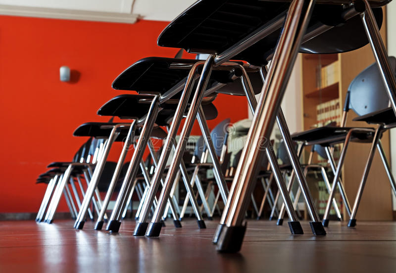 Download Row Of Chairs. Royalty Free Stock Images - Image: 26597259