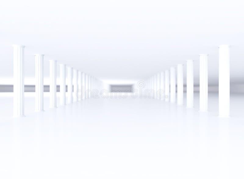 Row Of Columns Stock Photos