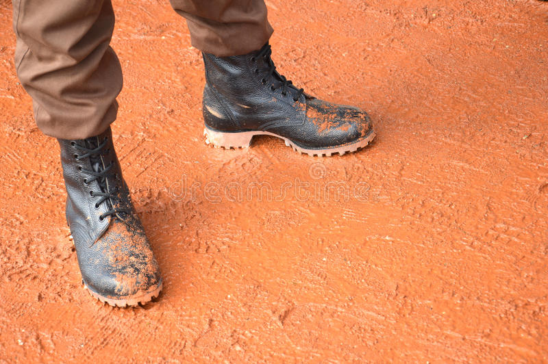 Download Row feet stock photo. Image of figure, march, marching - 38215258