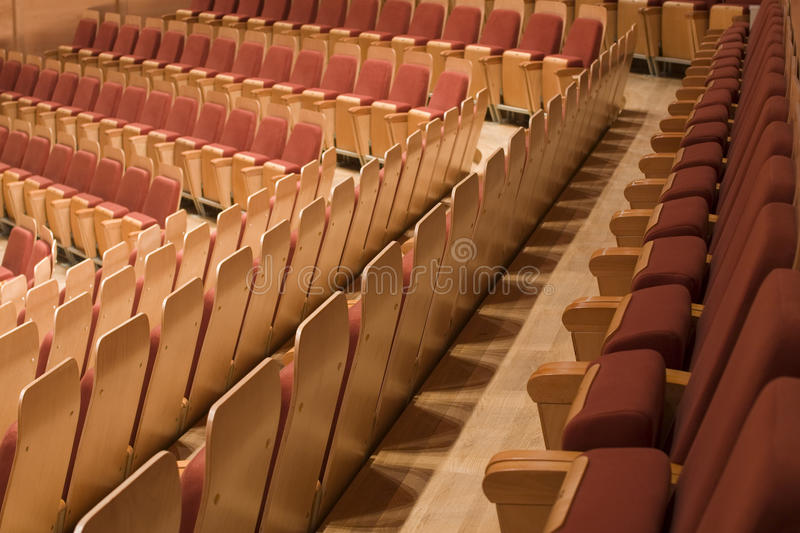 Download Row Of Seats At The Philharmonic Stock Image - Image: 11575503