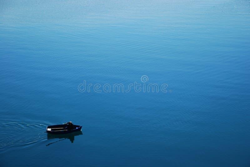 Rowboat lizenzfreie stockfotografie