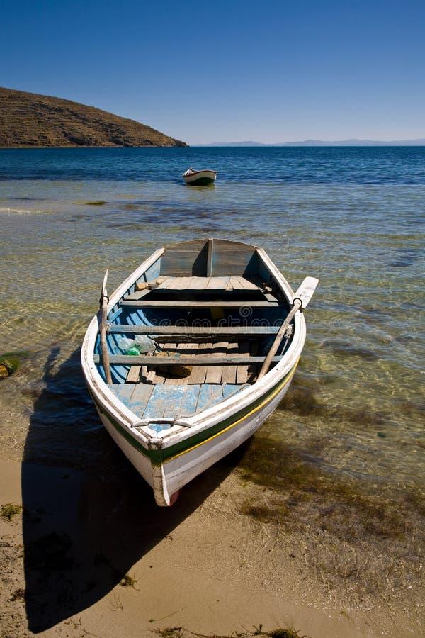 Rowboat stock images