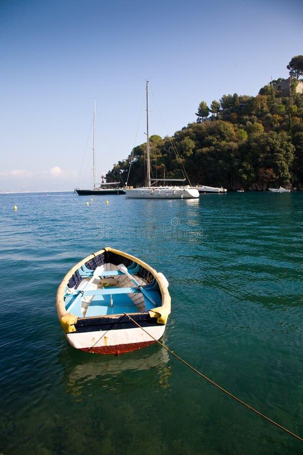 Rowboat fotografia stock libera da diritti