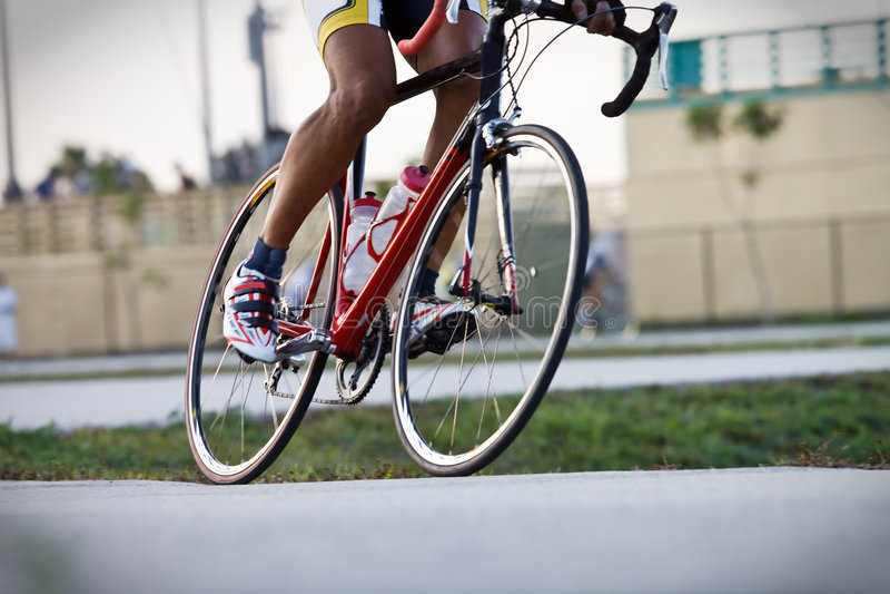 rower race4 zdjęcia stock
