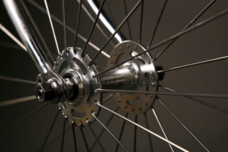 rowerowy centrum zdjęcie royalty free