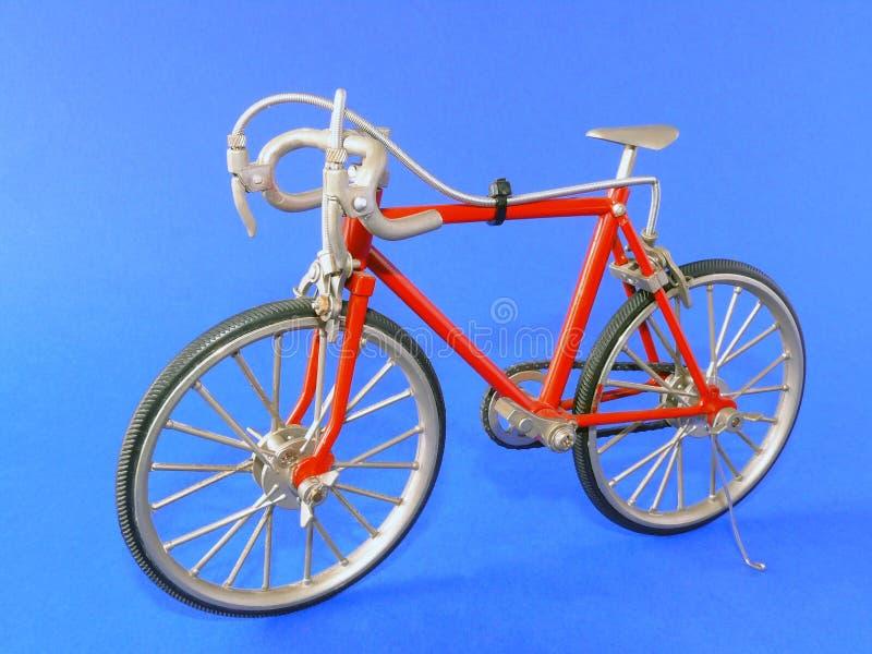rowerowy model fotografia stock