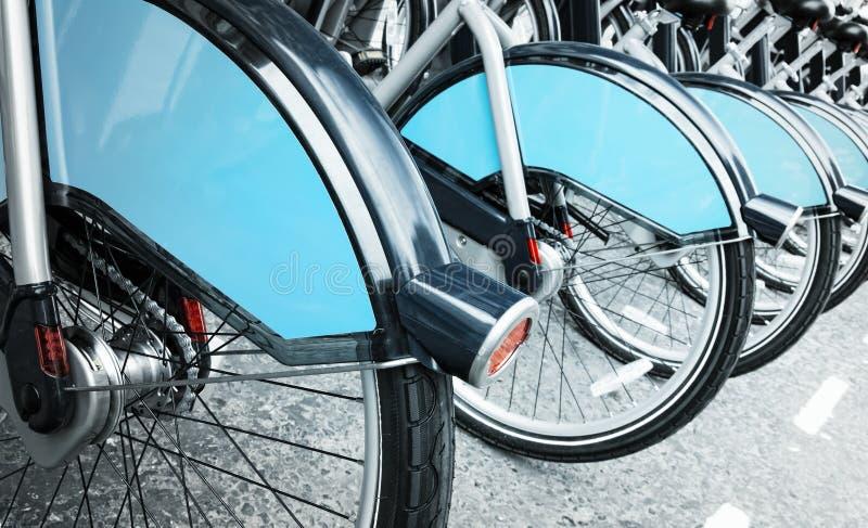 roweru czynsz zdjęcie stock