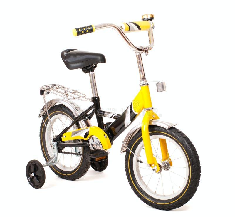 roweru dziecko zdjęcie royalty free
