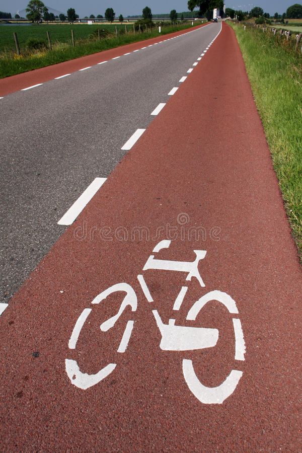 roweru pas ruchu obrazy royalty free
