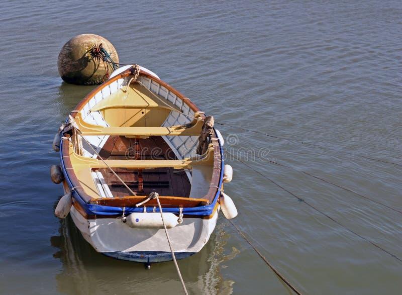 rowing Марины шлюпки стоковые изображения rf