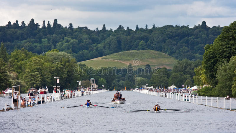 Download Rowing Race At Henley Regatta Editorial Photo - Image of england, recreation: 15692701