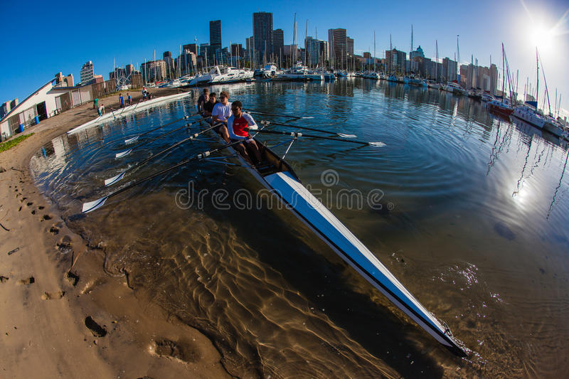 Download Rowing Regatta Fours Water Practice Editorial Photo - Image: 26459881