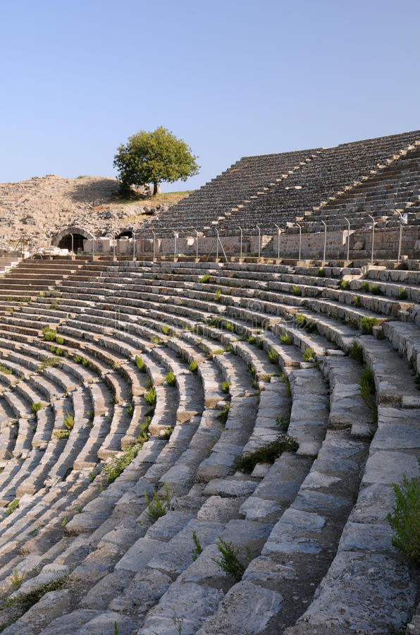 Download Rows Of Ancient Theater stock photo. Image of roman, greek - 11607714