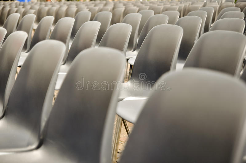 Download Rows Of Chairs Stock Image - Image: 14601771
