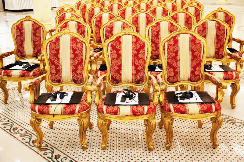 Download Rows Of Seats Stock Photography - Image: 18917782