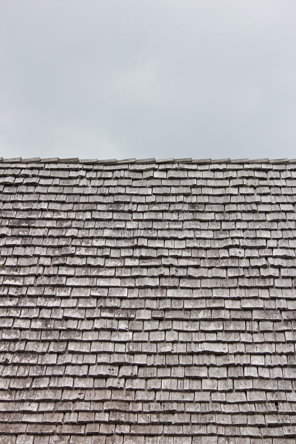 Download Rows of shingles on a roof stock image. Image of material - 25323657