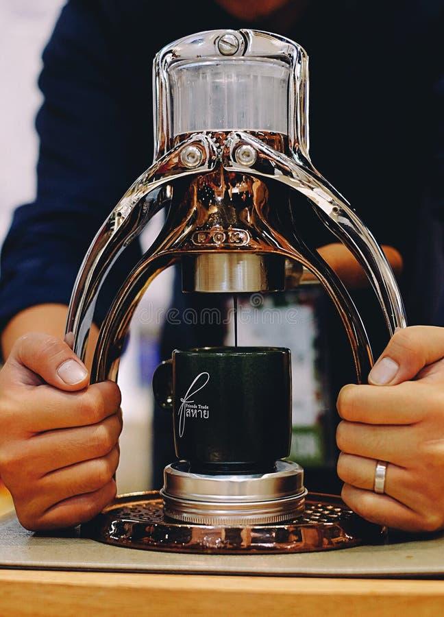 Roxpresso стоковые фотографии rf
