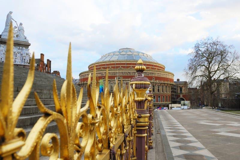 Royal Albert Hall Royalty Free Stock Image