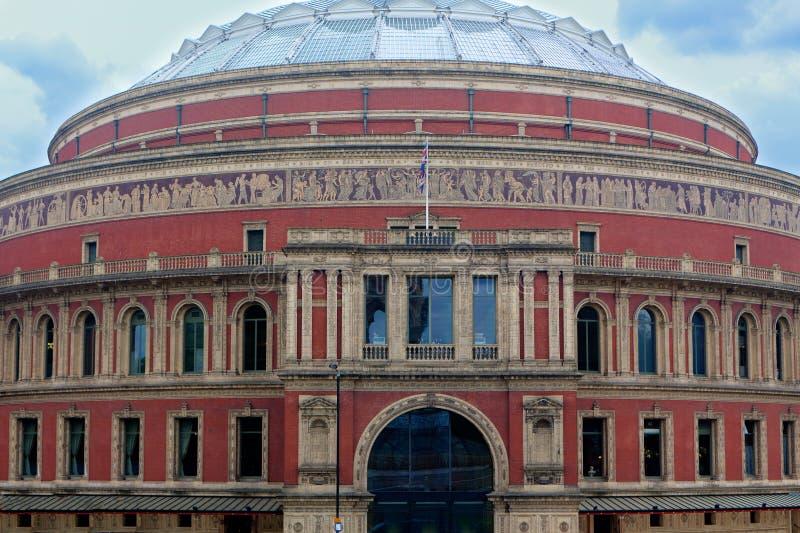 Royal Albert Hall, London, England royalty free stock photos