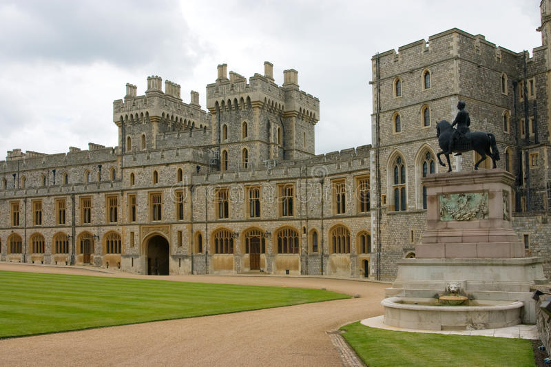 The Royal Apartments in Windsor Castle