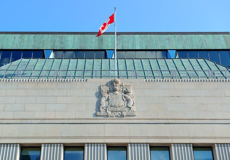 Royal Bank du Canada photo stock