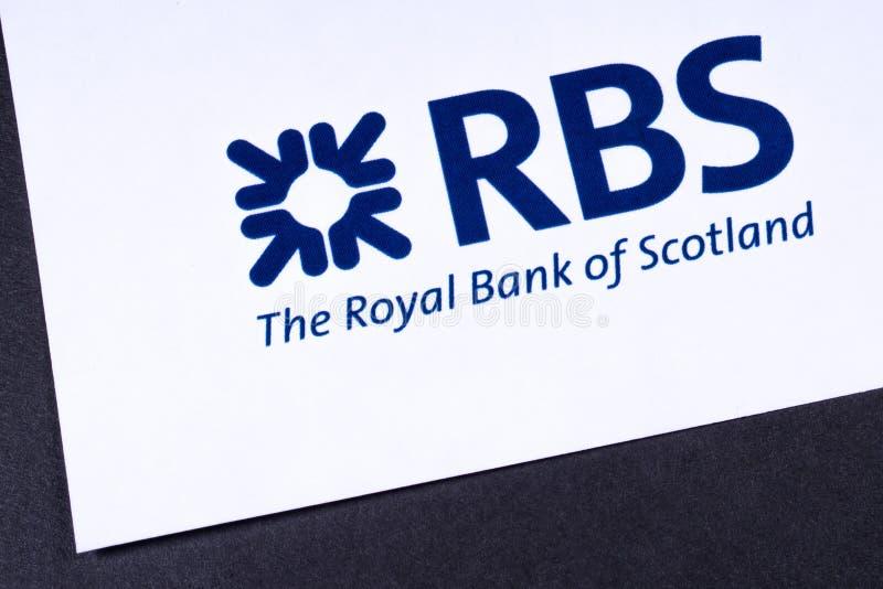 Royal Bank von Schottland lizenzfreie stockbilder