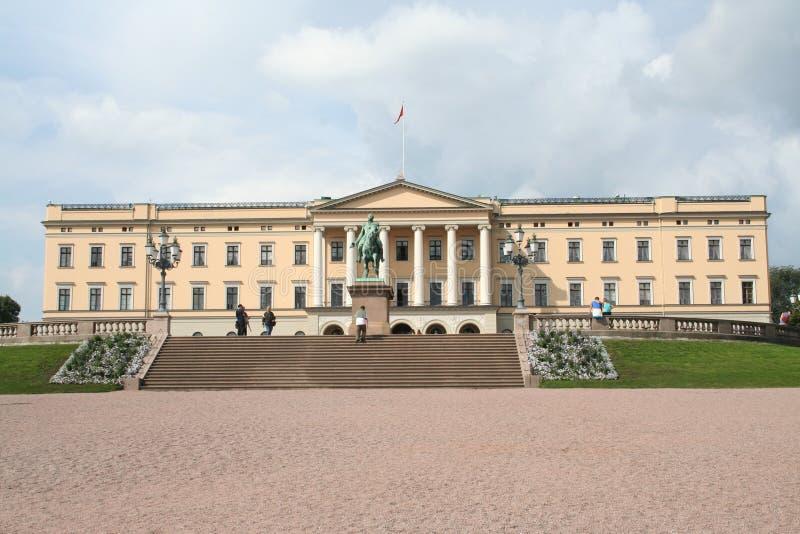 Royal Castle stock photo