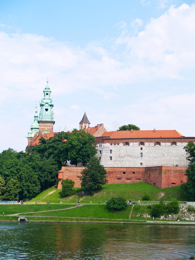Download Royal Castle In Wawel, Poland Stock Photo - Image: 20753608
