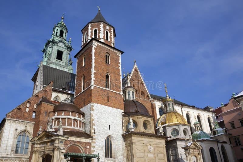Download Royal Cathedral - Wawel Hill - Krakow - Poland Stock Image - Image: 23352583