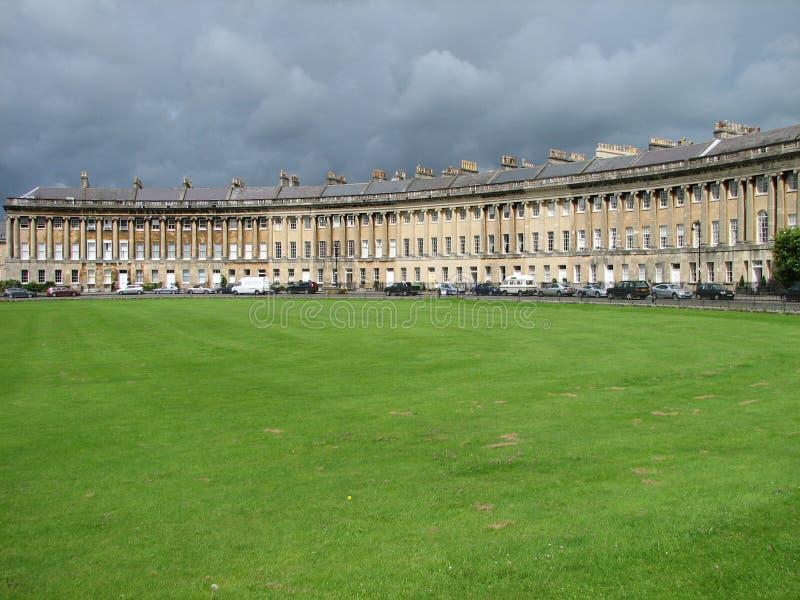 The Royal Crescent of Bath