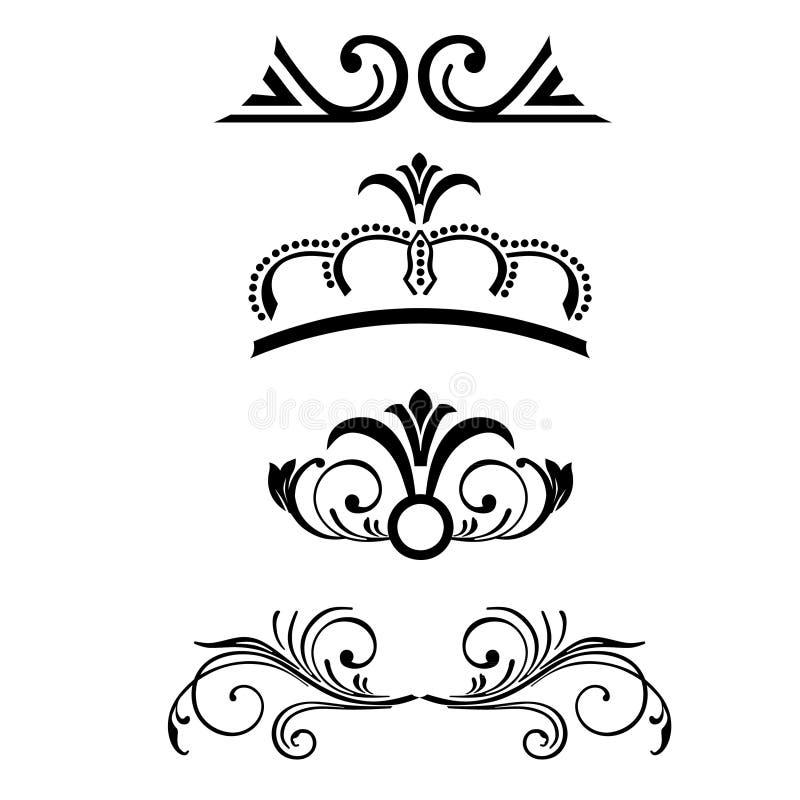 Royal design elements