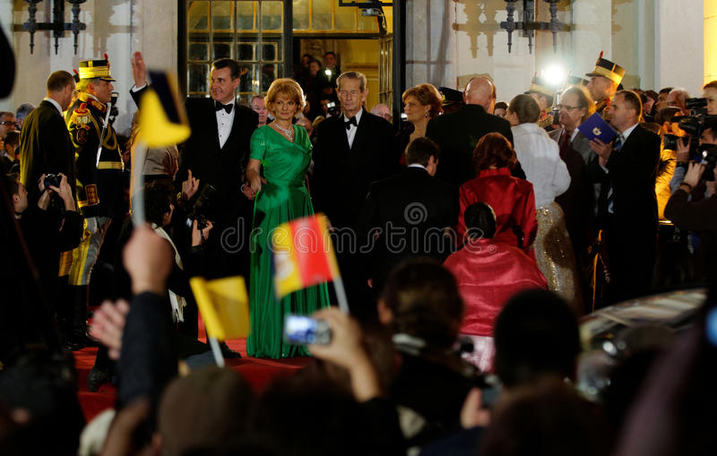 Download Royal Family Of Romania Editorial Stock Image - Image: 21757384