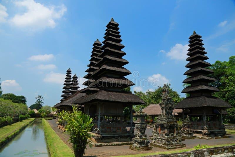 Royal Family Temple of Mengwi Pura Taman Ayun in Bali, Indonesia stock photo