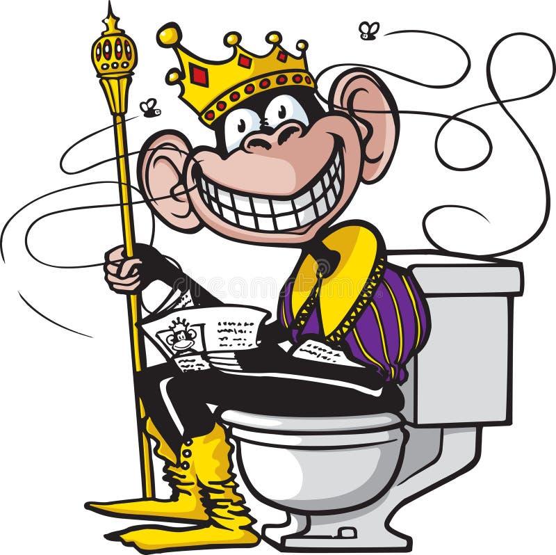 Royal Flush vector illustration