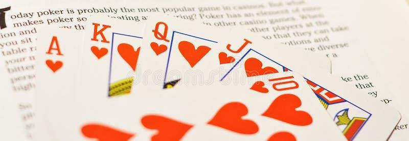 Download Royal flush stock image. Image of chance, jack, casino - 13354915