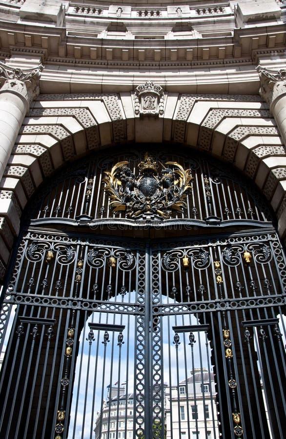 Royal Gates Royalty Free Stock Photo