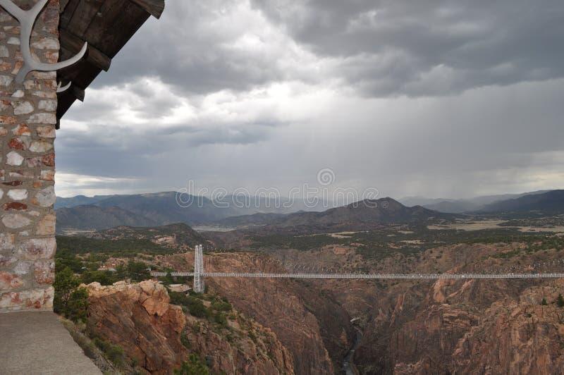 Download Royal Gorge Bridge stock image. Image of horizontal, rocks - 26108423