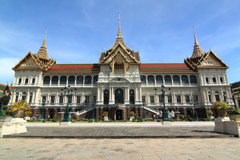 The Royal Grand Palace Royalty Free Stock Photos