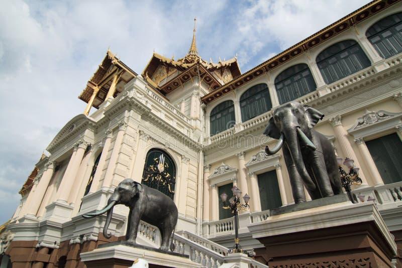 The Royal Grand Palace Stock Image