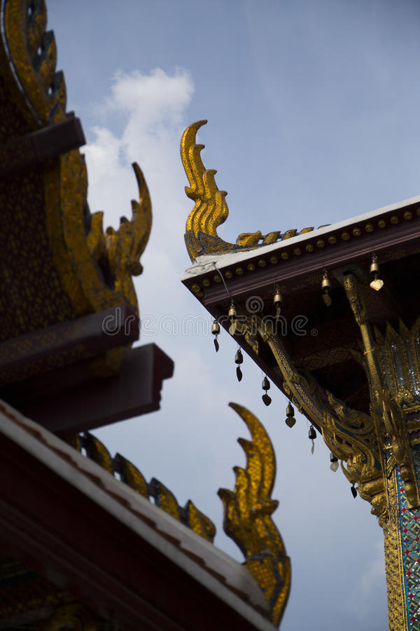 Royal Grand Palace royalty free stock image