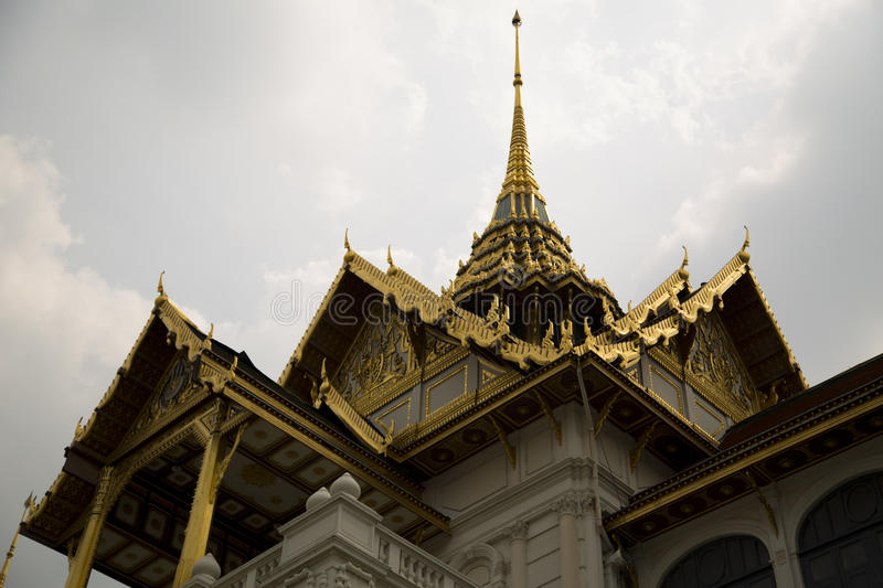 Royal Grand Palace stock photo